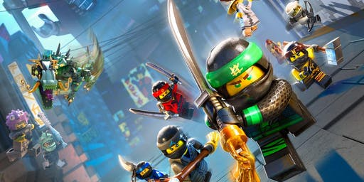Ninjago Castles LEGO Workshop - Gomersal