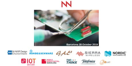 Easy design of IoT devices with embedded antennas - Workshop tickets