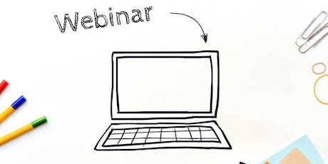 Sessão de Apresentação CIÊNCIAVITAE - Webinar APDIS tickets