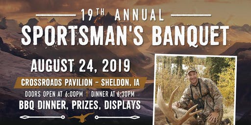 19th Annual FRC Sportsman's Banquet