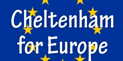 Cheltenham for Europe - become a member or make a donation