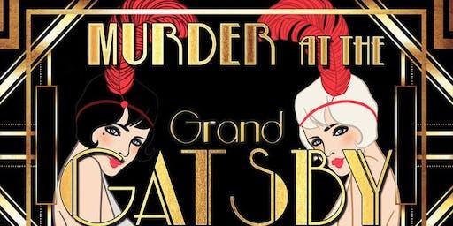 Murder at the Grand Gatsby - Murder Mystery Dinner