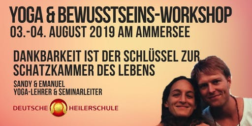 Yoga & Bewusstseins-Workshop – Yoga des Bewusstseins Ammersee