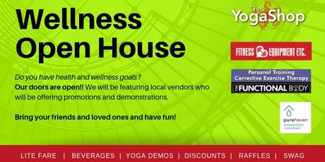 Health & Wellness Open House in Salem, NH tickets