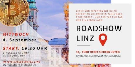 Roadshow Linz tickets