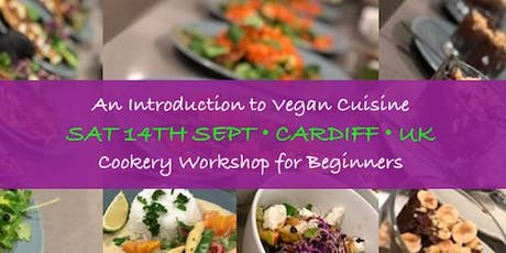 An Introduction to Vegan Cuisine tickets