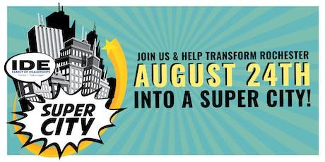 Super City Saturday tickets