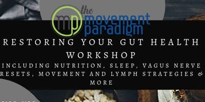 Restore Your Gut Health Workshop