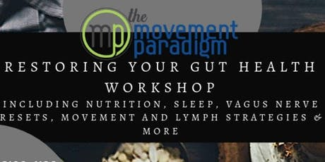 Restore Your Gut Health Workshop tickets
