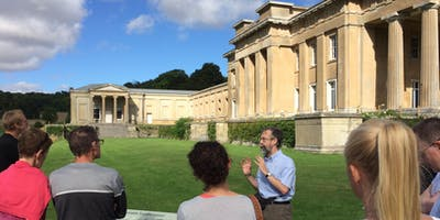 Guided Tours at The Grange - 2019