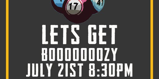 BOOZY BINGO RETURNS!!