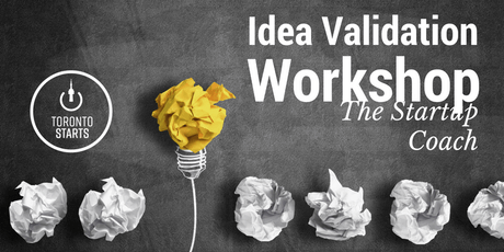 Idea Validation Workshop with The Startup Coach tickets