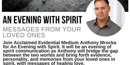 An Evening With Spirit: Messages From Your Loved Ones - Phoenix