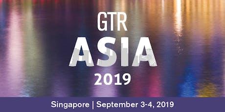 GTR Asia 2019 tickets