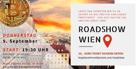 Roadshow Wien billets