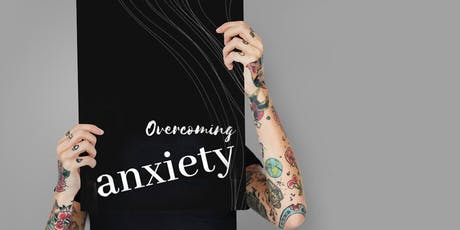 September  - Weekend Retreat - Overcoming Anxiety tickets
