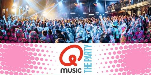Qmusic The Party FOUT! - Oisterwijk