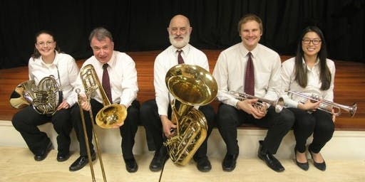 Concert - All That Jazz - BrassWorks Quintet - Sunday, September 15 at 2:00