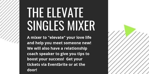 The Elevate Singles Mixer & Speed Dating