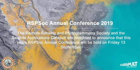 RSPSoc Conference 2019 tickets