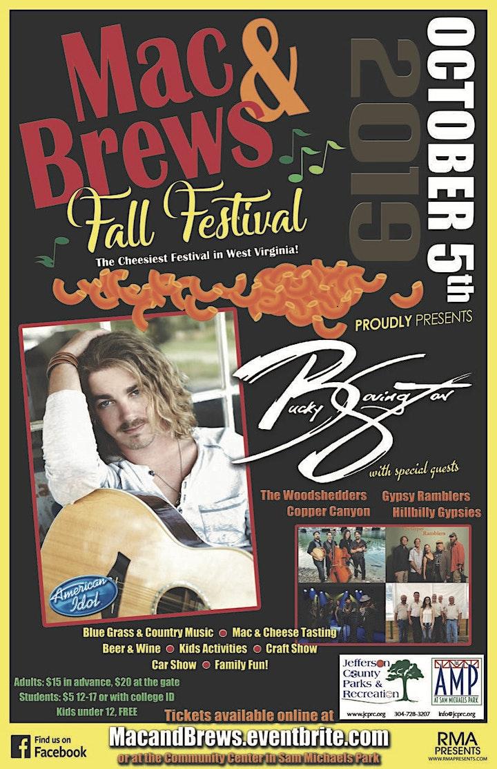 Mac & Brews Fall Festival image
