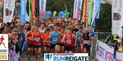 Run Reigate for East Surrey Hospital Neonatal Unit / SASH Charity