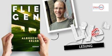 LESUNG: Albrecht Selge Tickets