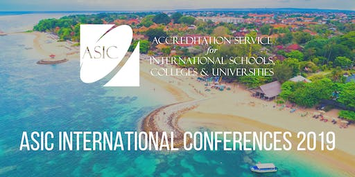 ASIC International Conference 2019 - Bali