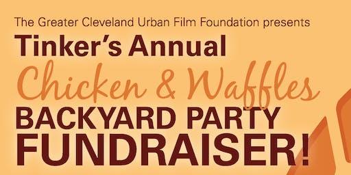2019 Tinker's Backyard Chicken & Waffles Party (Official GCUFF Fundraiser)