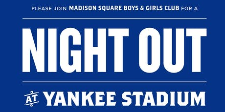 A Night Out at Yankee Stadium tickets
