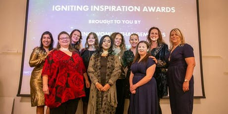 Igniting Inspiration Awards - Celebrating Women Changemakers tickets