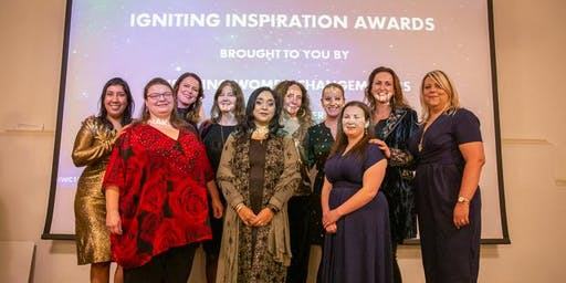 Igniting Inspiration Awards - Celebrating Women Changemakers