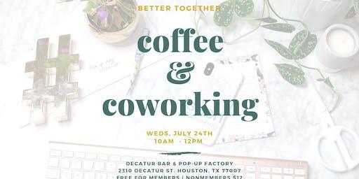 Coffee + Coworking