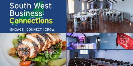 SW Business Connections Lunch - Exeter Golf and Country Club tickets