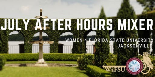 W4FSU July After Hours Mixer