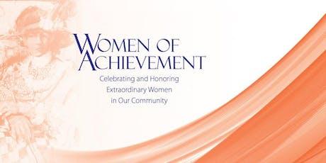 Women of Achievement Awards Brunch tickets