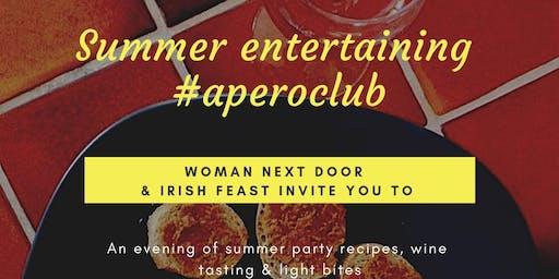 Summer entertaining #aperoclub