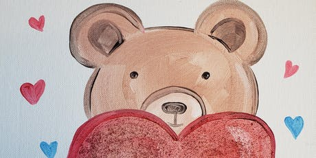 Little Painters - My Teddy (Easy- 2-7 years) tickets