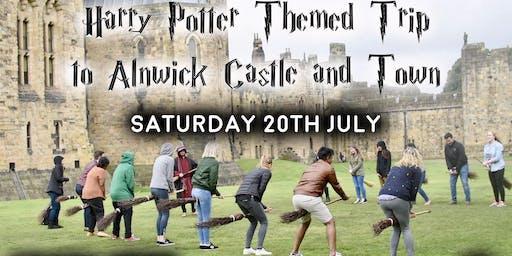 Harry Potter Trip to Alnwick Castle aka 'Hogwarts'