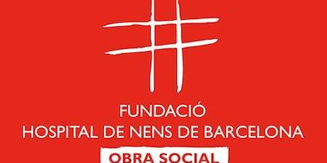 VI Trobada Solidària Fundació Hospital de Nens de Barcelona  entradas