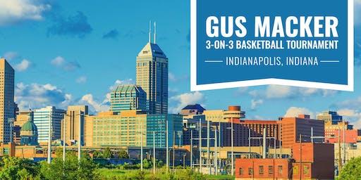 Gus Macker 3-on-3 Basketball Tournament
