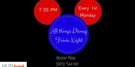 All Things Disney Trivia Night tickets