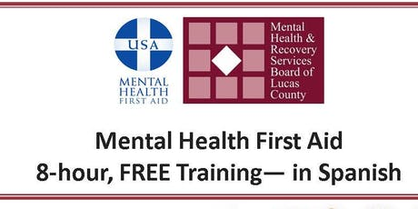 Mental Health First Aid - August 24 & 31, 2019  tickets