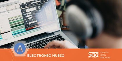 """Workshop: """"DJ-Mix in Ableton Live 10.1"""""""