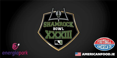Shamrock Bowl XXXIII tickets