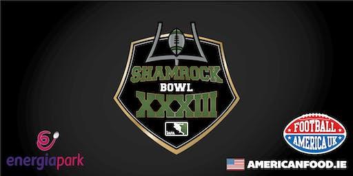 Shamrock Bowl XXXIII