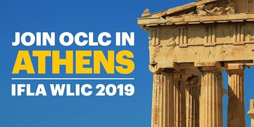 OCLC at IFLA WLIC 2019