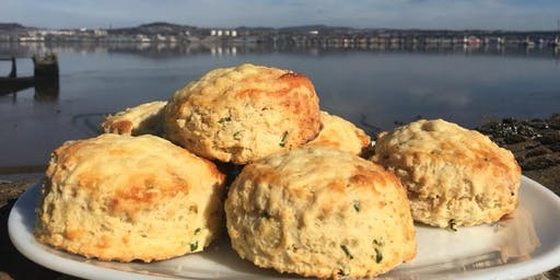 Scone Making Classes - Charity Fundraising