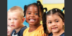 Social Sprouts Group for Young Children in PreK - K