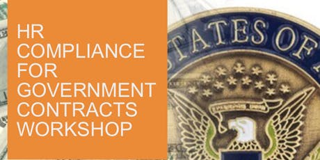 HR Compliance for Government Contractors Workshop tickets